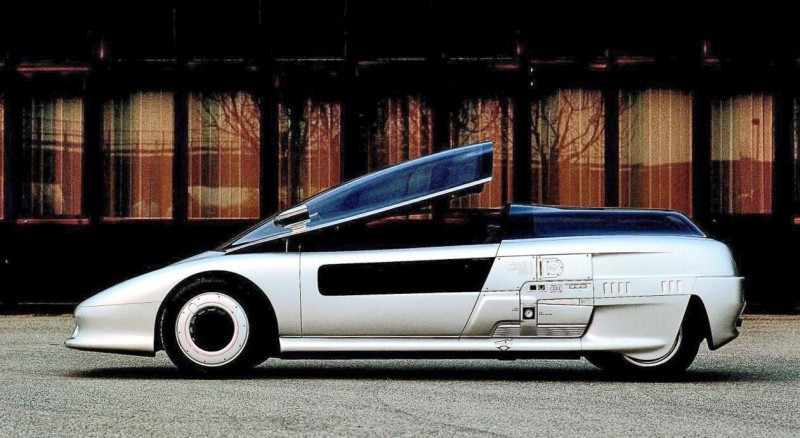 1988 ITALDESIGN Aspid 6
