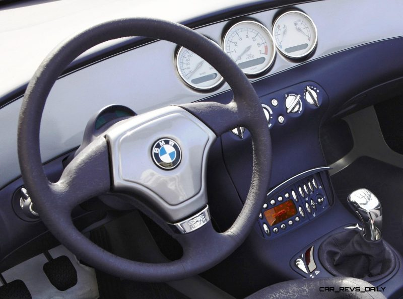 Concept vehicle BMW Z18 - BMW Technik GmbH 1995 (03/2010)