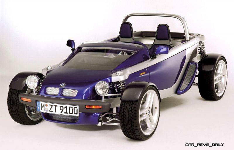 1995 BMW Z21 3