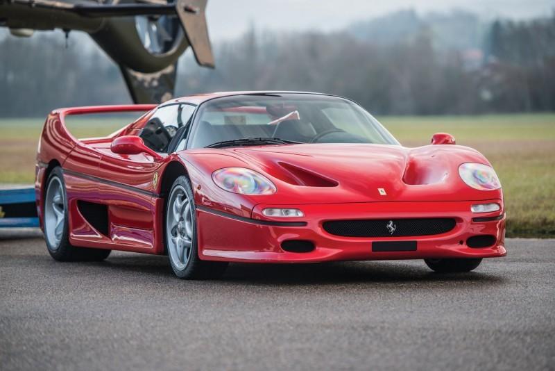1997 Ferrari F50 1