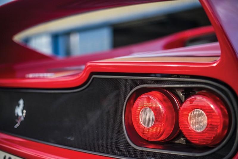 1997 Ferrari F50 11