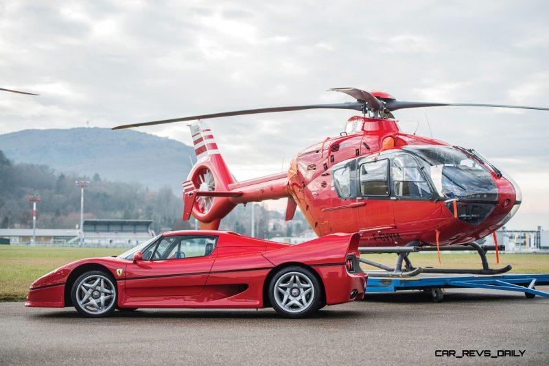 1997 Ferrari F50 5