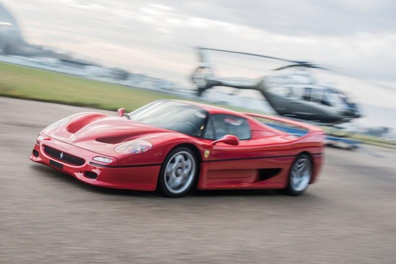 1997 Ferrari F50 52