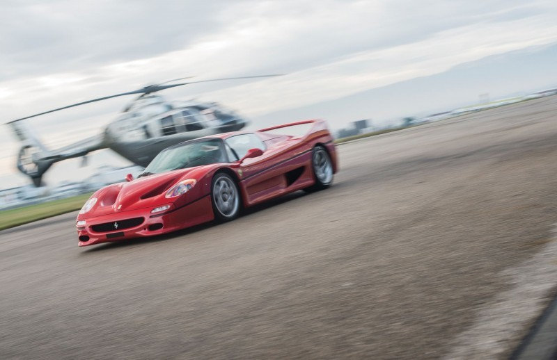 1997 Ferrari F50 54