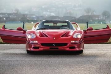 RM Paris 2016 Preview - 1997 Ferrari F50