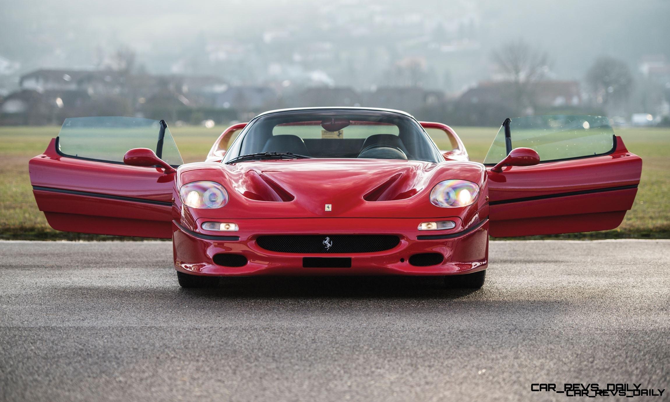 1997 Ferrari F50 58