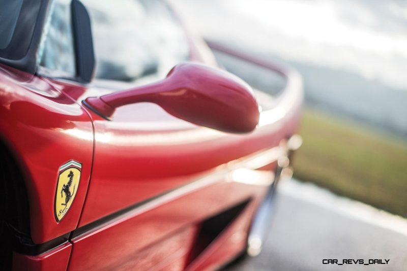1997 Ferrari F50 8