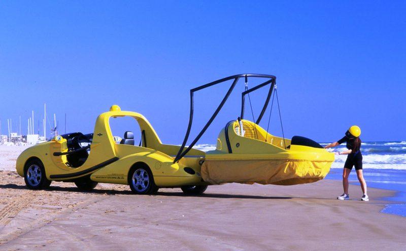 1999 RINSPEED X-Trem 6