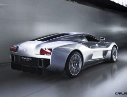 Concept Flashback – 2011 Gumpert TORNANTE by Touring SuperLeggera