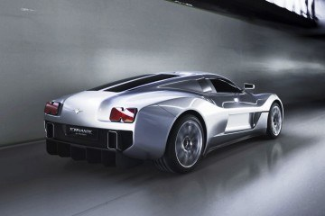 Concept Flashback - 2011 Gumpert TORNANTE by Touring SuperLeggera
