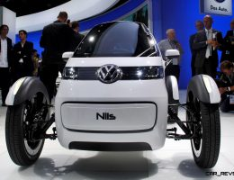 Concept Debrief – 2011 Volkswagen NILS – Govt-Funded EV Commuter Now Seems Like Unfathomably Bad Joke