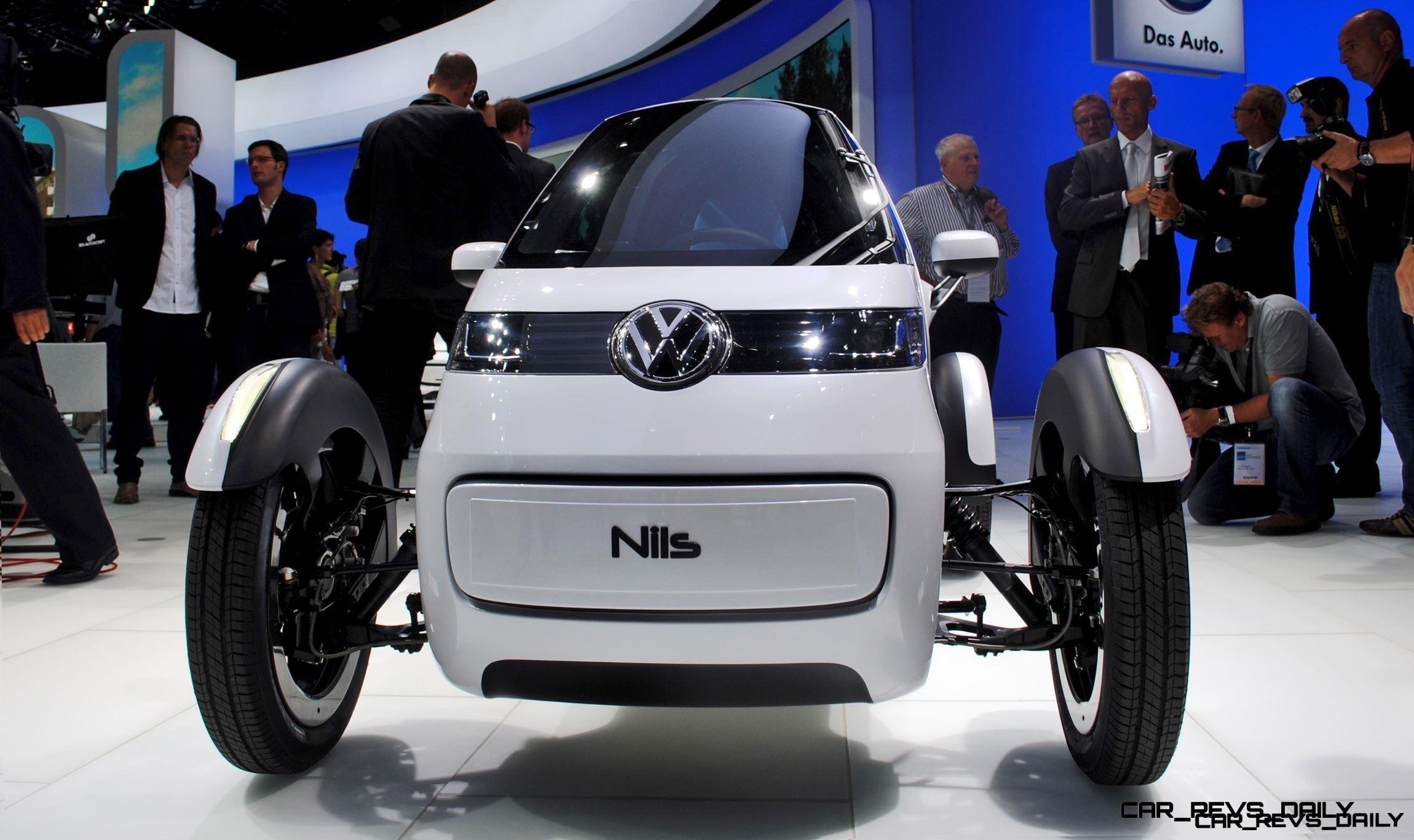 2011 Volkswagen NILS 20