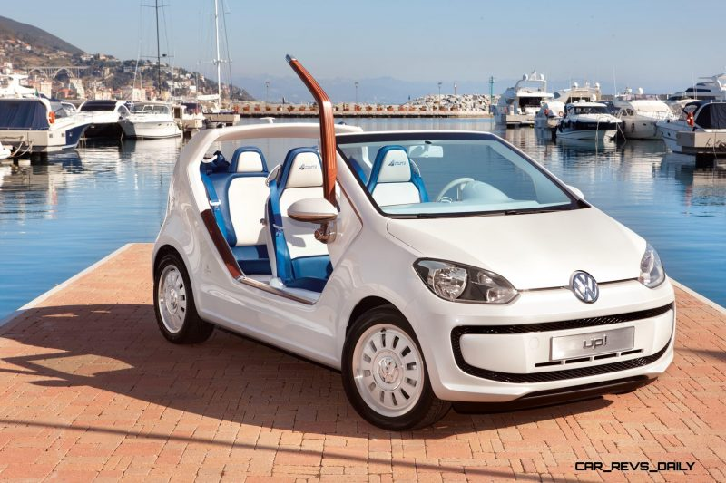 2011 Volkswagen Up! Azzurra Sailing Team 10
