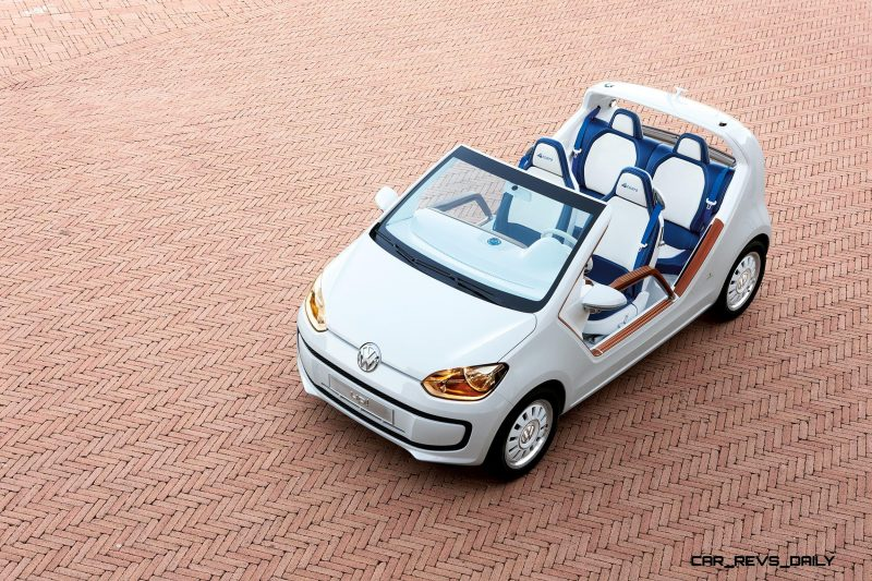 2011 Volkswagen Up! Azzurra Sailing Team 13