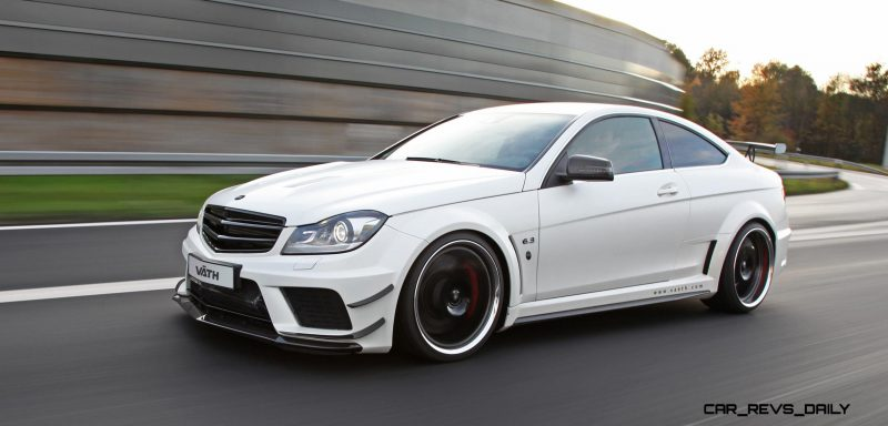 2014 VÄTH CLK63 AMG Black Series 1
