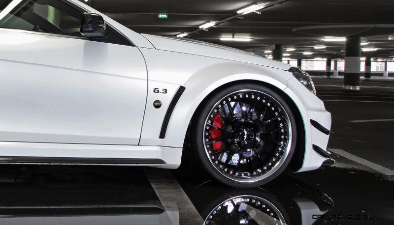 2014 VÄTH CLK63 AMG Black Series 10