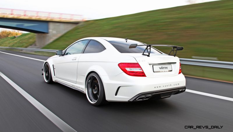2014 VÄTH CLK63 AMG Black Series 2