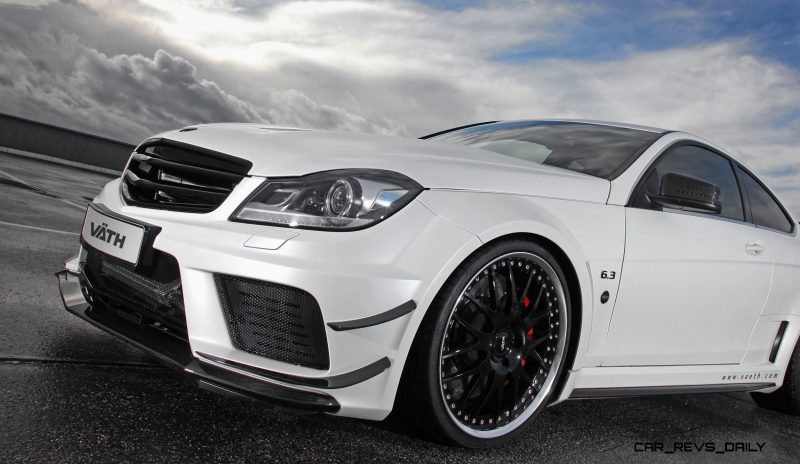 2014 VÄTH CLK63 AMG Black Series 3