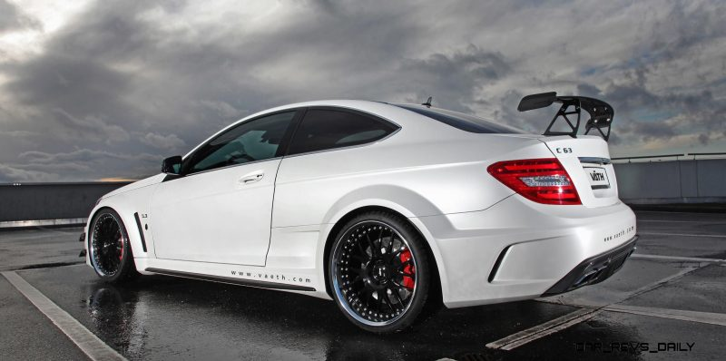 2014 VÄTH CLK63 AMG Black Series 6