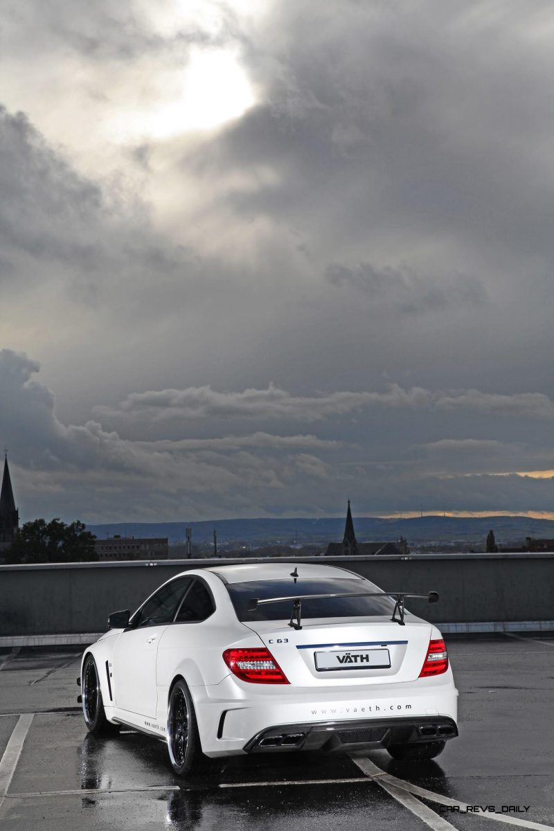 2014 VÄTH CLK63 AMG Black Series 7