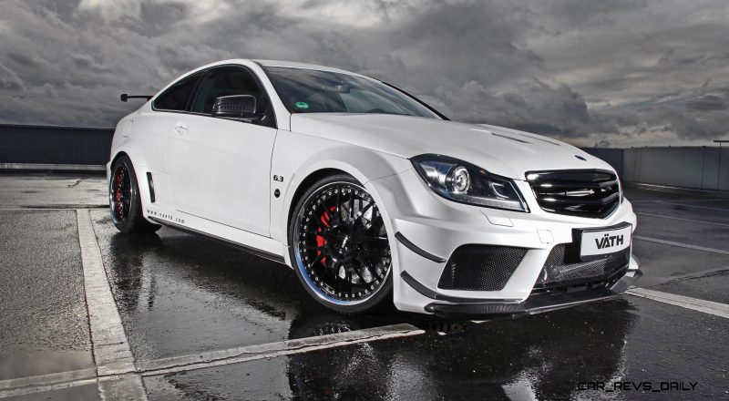 2014 VÄTH CLK63 AMG Black Series 4