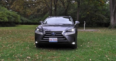 2015 Lexus NX300h Review 1