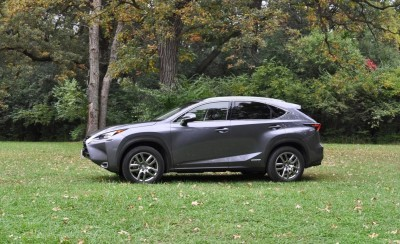 2015 Lexus NX300h Review 11