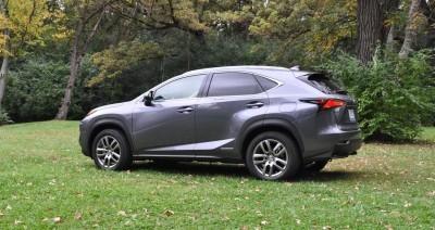 2015 Lexus NX300h Review 12