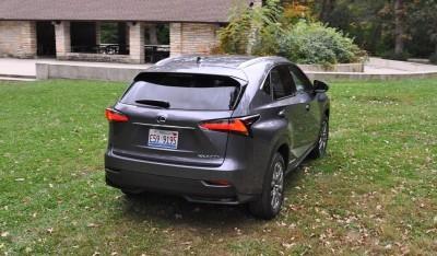 2015 Lexus NX300h Review 15