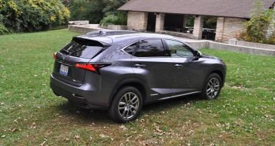 2015 Lexus NX300h Review 17