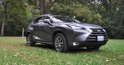 2015 Lexus NX300h Review 19