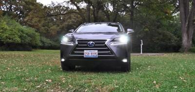 2015 Lexus NX300h Review 2