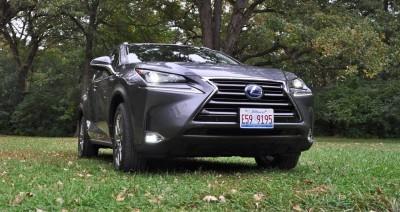2015 Lexus NX300h Review 20