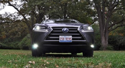 2015 Lexus NX300h Review 22