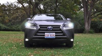2015 Lexus NX300h Review 23