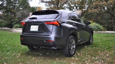 2015 Lexus NX300h Review 28
