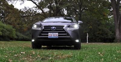 2015 Lexus NX300h Review 3
