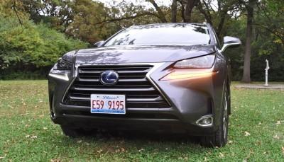 2015 Lexus NX300h Review 30