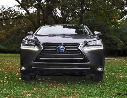 Road Test Review – 2015 Lexus NX300h – Future-Proof Cruiser