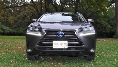 2015 Lexus NX300h Review 33