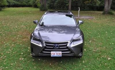 2015 Lexus NX300h Review 34
