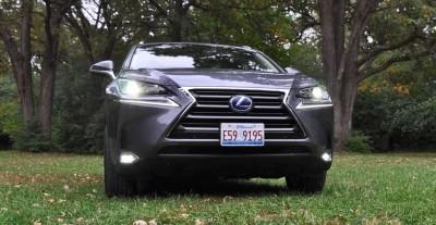 2015 Lexus NX300h Review 4