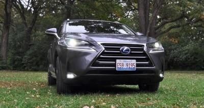 2015 Lexus NX300h Review 5