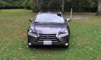 2015 Lexus NX300h Review 6