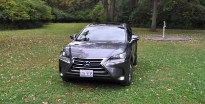 2015 Lexus NX300h Review 7