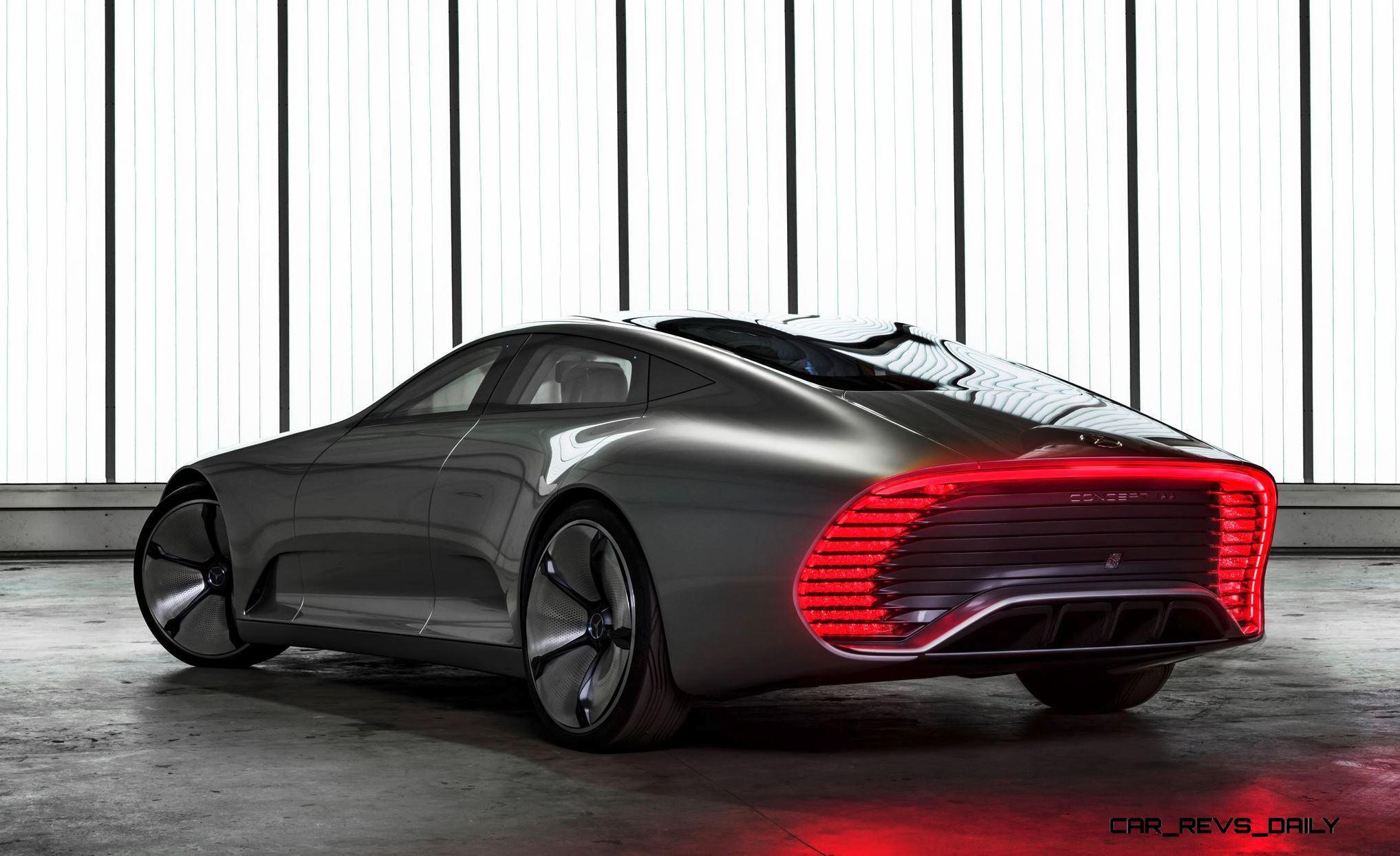 2015 mercedes benz concept iaa for New mercedes benz concept