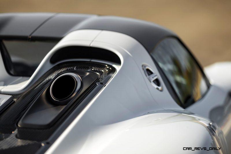 2015 Porsche 918 Spyder Weissach Pack 10