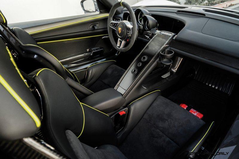 2015 Porsche 918 Spyder Weissach Pack 13