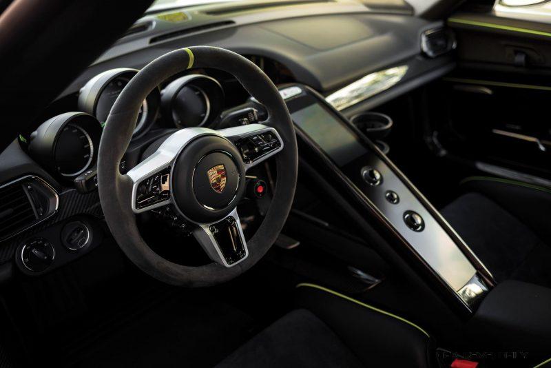2015 Porsche 918 Spyder Weissach Pack 14