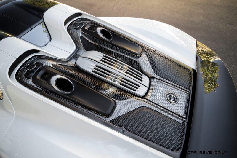 2015 Porsche 918 Spyder Weissach Pack 3
